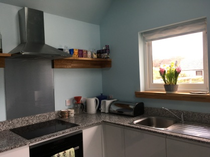 Efficient new oven and hob